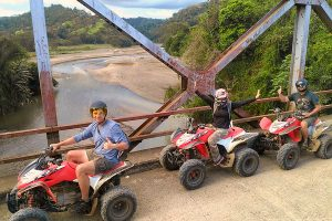 2 hour ATV Tour in Costa Rica